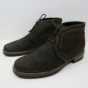 Tommy Hilfiger Suede Glove Leather Chukka Boots 9